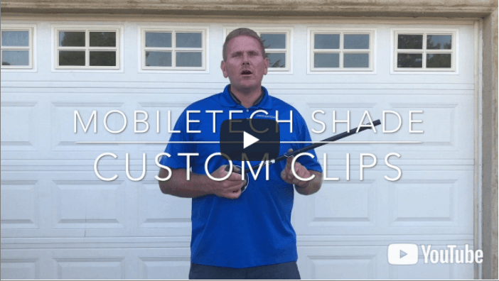Mobiletech Shade (Video) Clips Product Feature Demo